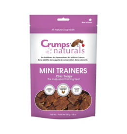 Crumps' Mini Trainers Chic snaps 250gm