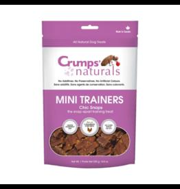 Crumps' Naturals Dog Mini Trainers Chic Snaps 8.8 oz