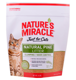 Natures Miracle JFC Natural Pine Litter 8lb
