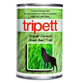 Tripett Dog Green Beef Tripe 369g single
