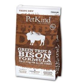PetKind Green Tripe & Bison Formula