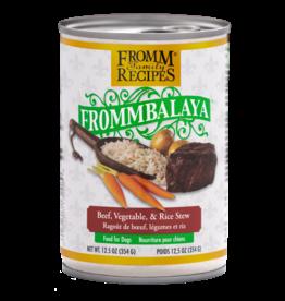 Fromm Dog Frommbalaya Beef Veg & Rice Stew 12.5 oz single