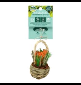 Oxbow Enriched Life Celebration Basket Natural Chews