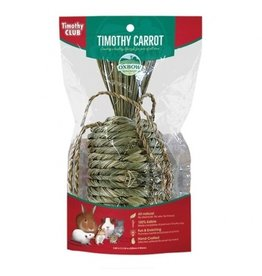 Oxbow Timothy Hay Carrot