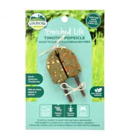 Oxbow Enriched Life Timothy Popsicle Natural Chews