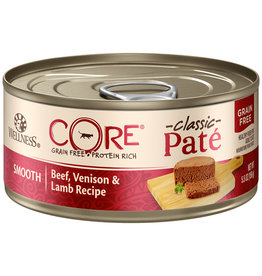 Wellness Core Pate Beef, Venison & Lamb 5.5OZ | Cat single