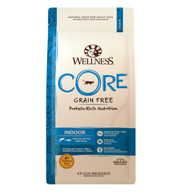 Wellness Core Indoor Salmon & Herring 2LB (8) / Cat