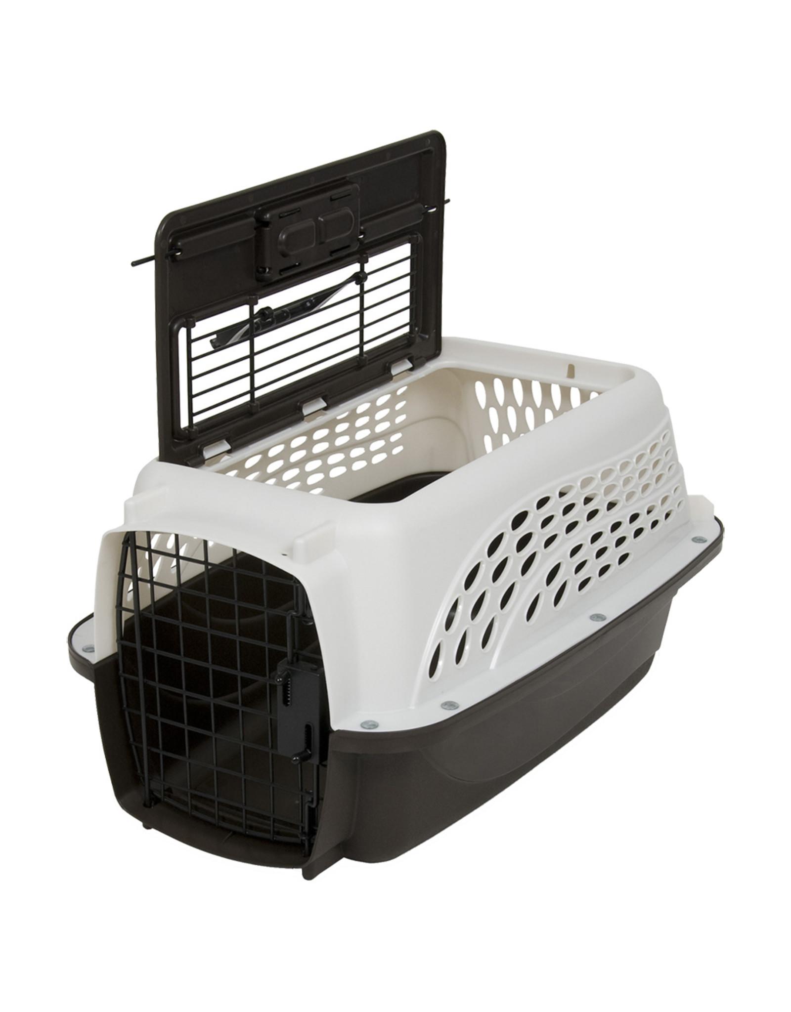 """Petmate 2 Door Top Load Kennel 19"""""""