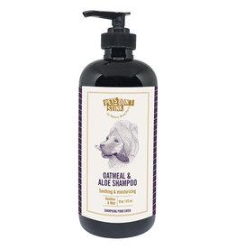 Walton Wood Farm Pets Don't Stink Oatmeal & Aloe Shampoo