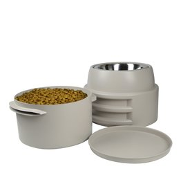 Our Pets Store-n-Feed Bowl