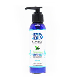 Hemp Heal Muscle Therapy Lotion – 360MG