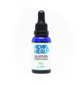Hemp Heal ORIGINAL Tincture – 750MG