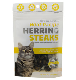 Snack 21 Herring Steaks 25GM | Cat