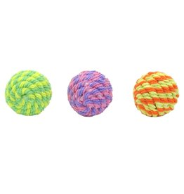 Bergan Pet Products Turbo Wicker Balls   Bell