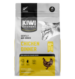Kiwi Kitchens Gently Air Dried Chicken 200GM |Cat