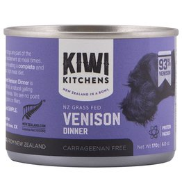 Kiwi Kitchens Grass Fed 93% Venison