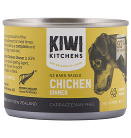 Kiwi Kitchens Barn Raised 93% Chicken