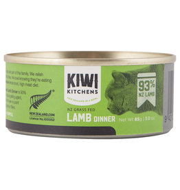 Kiwi Kitchens Grass Fed 93% Lamb | Cat