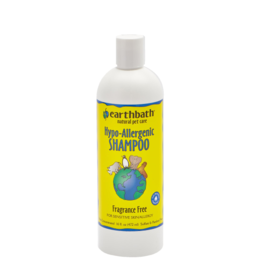 earthbath Hypo-Allergenic Shampoo Fragrance Free 16 oz