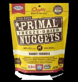 Primal Dog - Freeze Dried Rabbit 5.5 oz