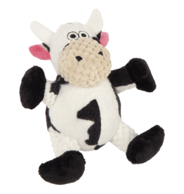 Godog Checkers Sitting Cow