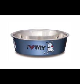 Loving Pets Bella Bowls I Love My Dog