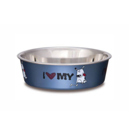 LovingPets Bella Bowls I Love My Dog