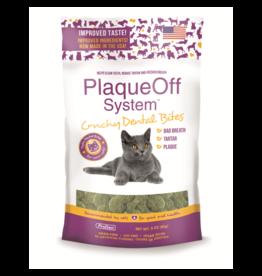 ProDen PlaqueOff Cat GF Crunchy Dental Bites 3 oz