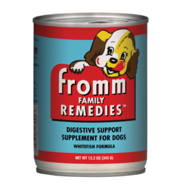 Fromm Dog Digestive Support Supplement Whitefish 12.2 oz single