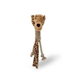 Budz Dog Plush Toy with Cotton Long Neck 15''