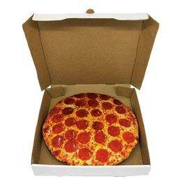 "fab dog inc. 10"" Pizza Plush Toy"