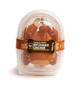 fab dog inc. Rotisserie Chicken Super-squeaker Toy