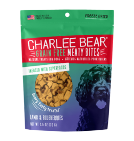 Charlee Bear Meaty Bites Lamb with Blueberries 2.5oz