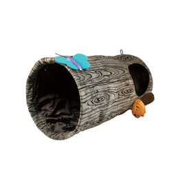 Kong Play Spaces - Burrow with Catnip