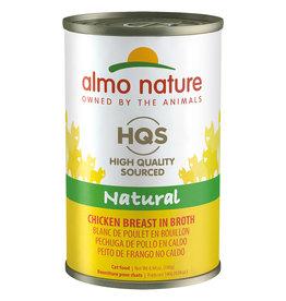 Almo | Natural MTO-Chicken Breast in Broth 24/140GM | Cat