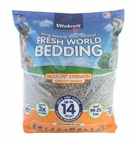Vitakraft Fresh World Bedding - Multi-Pet Strength