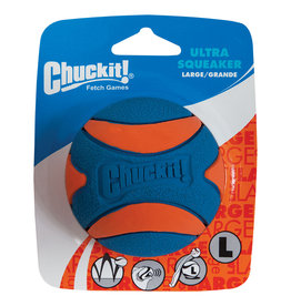 Chuck It! Ultra Squeaker Ball Large