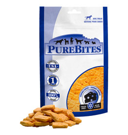 Pure Bites Cheddar Cheese 120GM / Mid