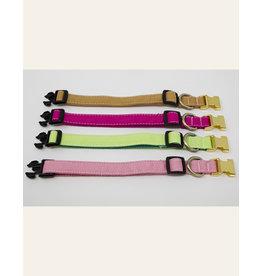 4 Paws Market Canvas Dog Collar