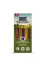 Canadian Jerky Co. Ltd Bully Stick - Odor-Free 6pk