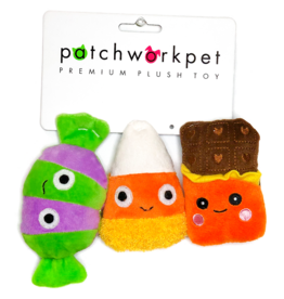 Patchwork HLWN Candy Trio 4""