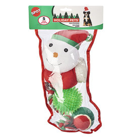 Spot - Ethical Pet Products Holiday Stocking Large 5PC