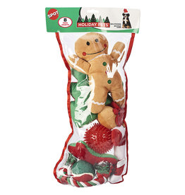 Spot - Ethical Pet Products Holiday Stocking XLarge 8PC