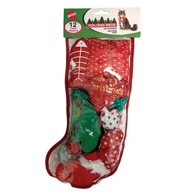 Spot - Ethical Pet Products Holiday Stocking Large 12PC / Cat