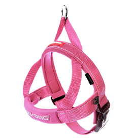 EzyDog Quick Fit Harness Pink Large