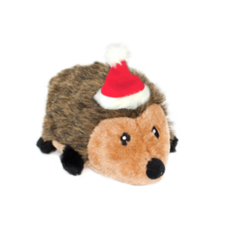 ZippyPaws Holiday Plush Hedgehog Large