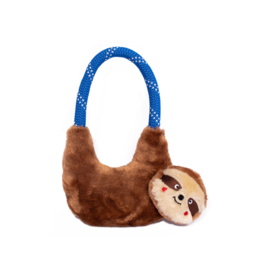 ZippyPaws RopeHangerz Tug Toy Sloth