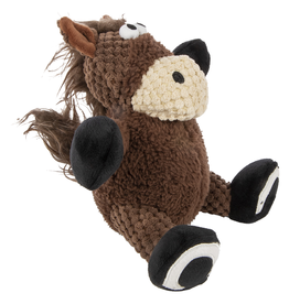 Godog Checkers Sitting Horse Small