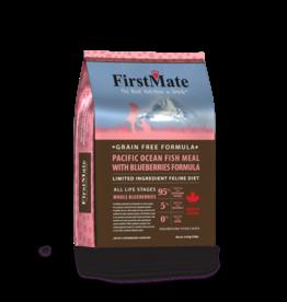 FirstMate Cat LID GF Pacific Ocean Fish/Blueberries