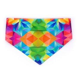 WOOF Concept Premium Bandana Polygon